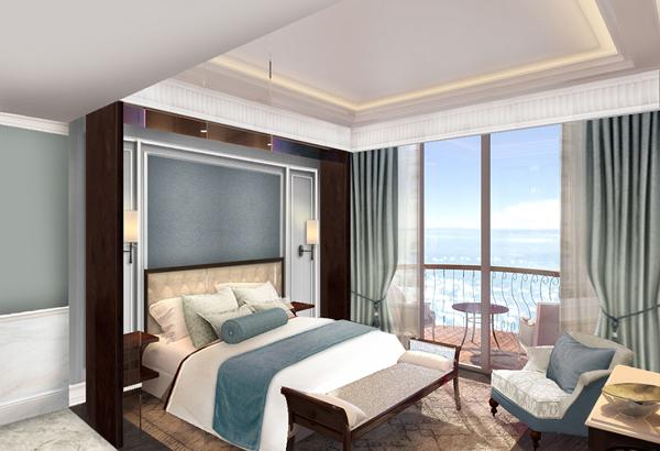 REVIEW VỀ CHẤT LƯỢNG PHÒNG NGHỈ TẠI FLC GRAND HOTEL HẠ LONG BAY 01