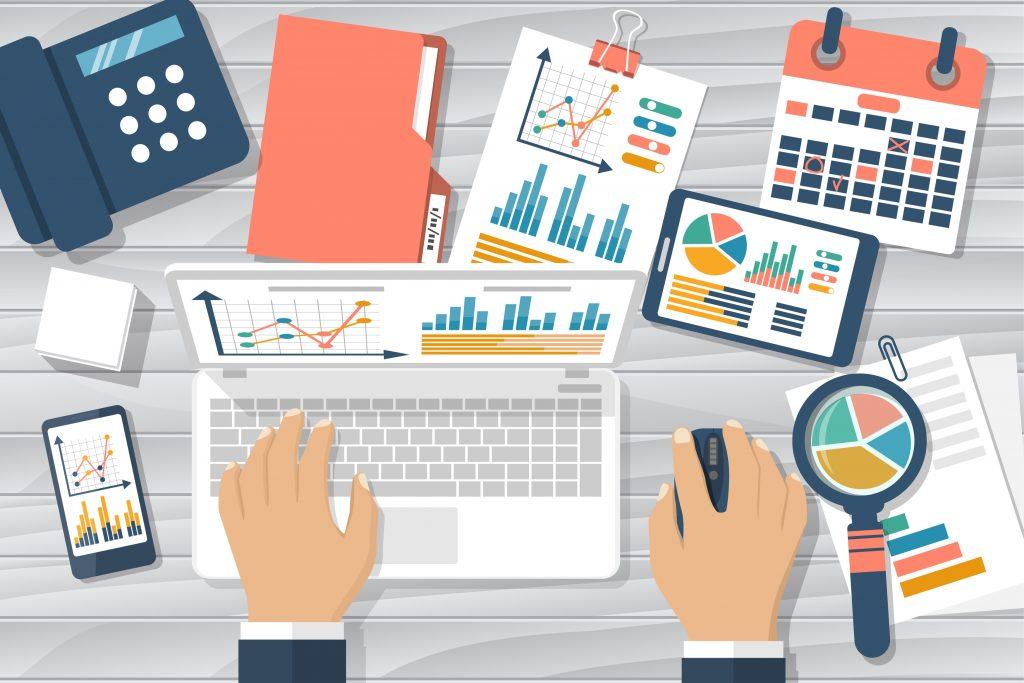 Tổng hợp và phân tích dữ liệu