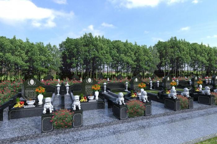 Nhận dịch vụ chăm sóc mộ phần cực tốt tại nghĩa trang Vĩnh Hằng