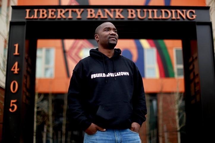 Africatown's Wyking Garrett makes Seattle Times Essential List of ...