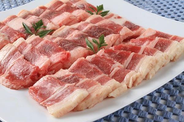 Thịt nhập khẩu chất lượng hoàn toàn an toàn cho sức khỏe