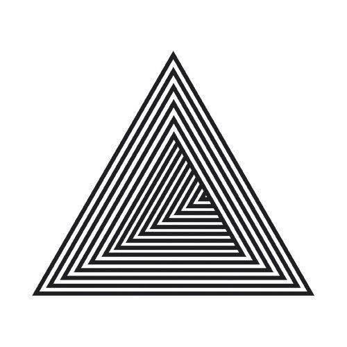 Tam giác ảo