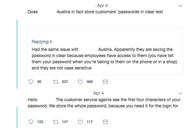 ejemplo de mal servicio al cliente