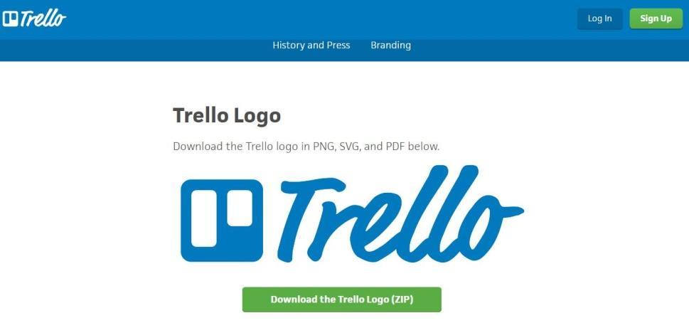 Trello management tool