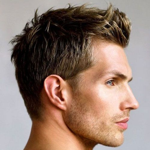 Trendy Hairstyles For Men With Blonde Hair Color Fashionably Male