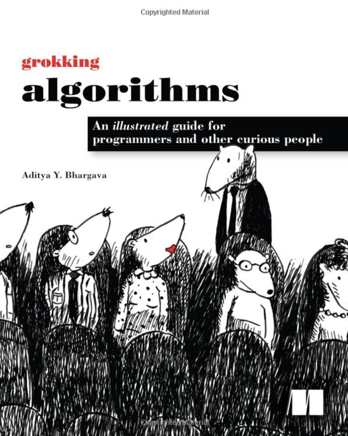 Cover of Grokking Algorithms