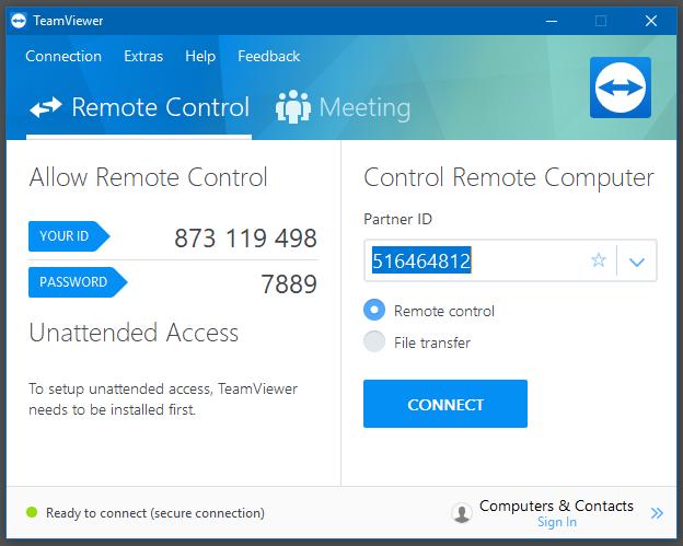 Tải TeamViewer 15 Full Crack + Portable mới nhất 2020 build 15.3.8497