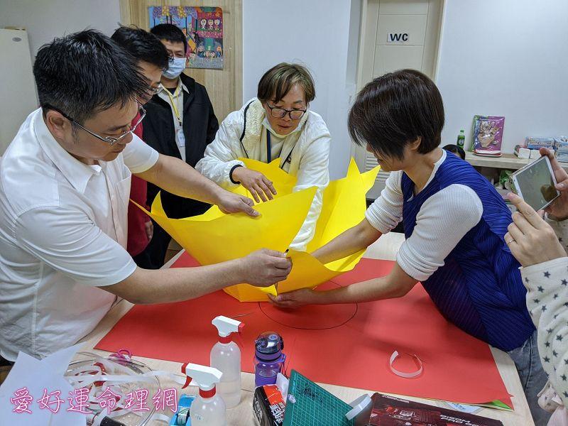 學員製作聚寶盆準備補財庫 4
