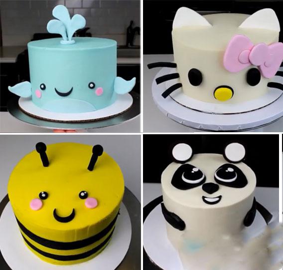 سفارش کیک تولد ۲