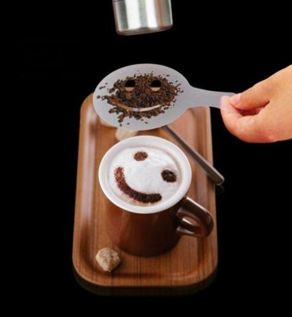 Cách trang trí ly cà phê ngon sao cho thật đẹp mắt và ấn tượng