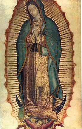 Đức Mẹ Hiện ra ở Guadalupe
