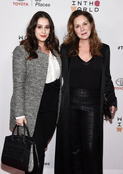(Elizabeth Perkins and her daughter Hannah Jo Philips