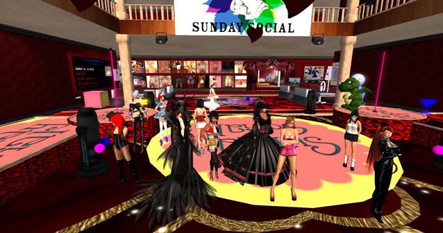 AYa's Members at AYA's Club