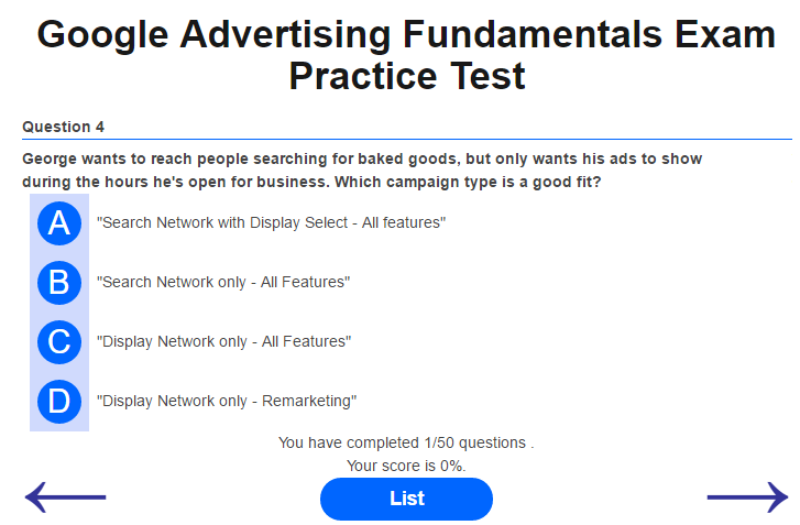 The Ultimate Guide To Google AdWords Certification Course