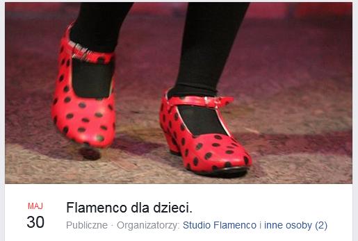 Flamenco dla dzieci