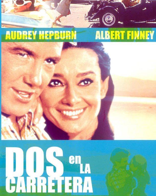Dos en la carretera (1967, Stanley Donen)