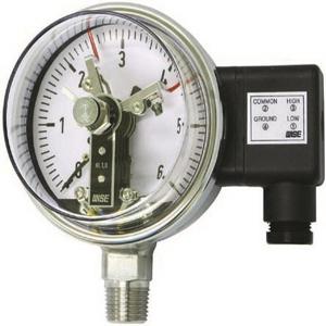 Mẫu đồng hồ đo áp 3 kim