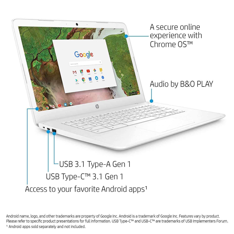 image of HP laptop