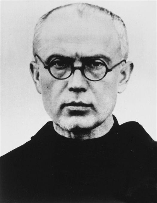 Thánh Maximilian Kolbe, Linh mục Dòng Phanxico & Tử đạo vì đức ái