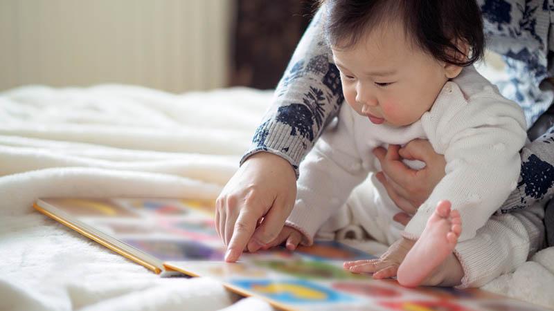 Vitamin B promotes healthy infant brain development.