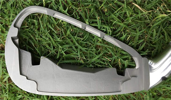 Cấu trúc khoang Taylormade M2 Iron