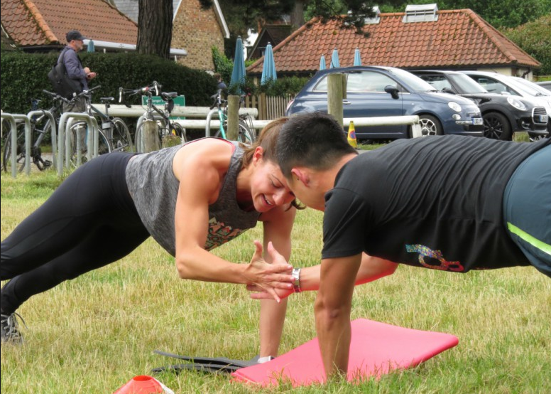 Fit Brit Collective | GoSweat | The 5 Best Wimbledon Boot camps