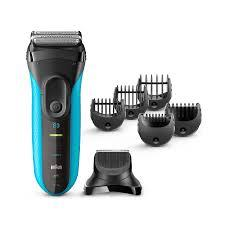 BRAUN ELECTRIC RAZOR SERIES 3 3010BT