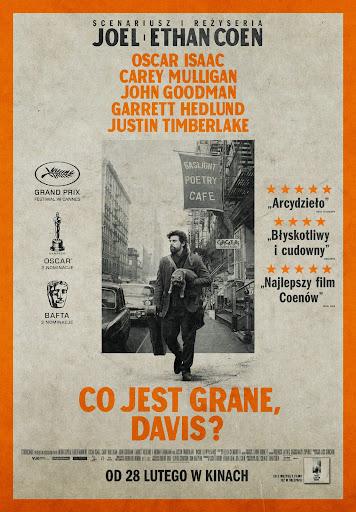 Polski plakat filmu 'Co Jest Grane, Davis?'