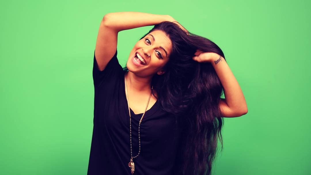Image result for lilly singh how girls get ready