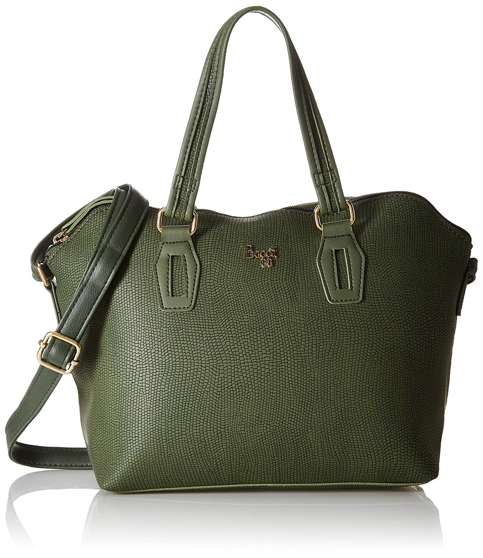 Baggit Olive Handbag For Women