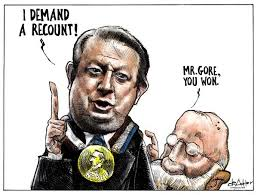 Billedresultat for al gore cartoon