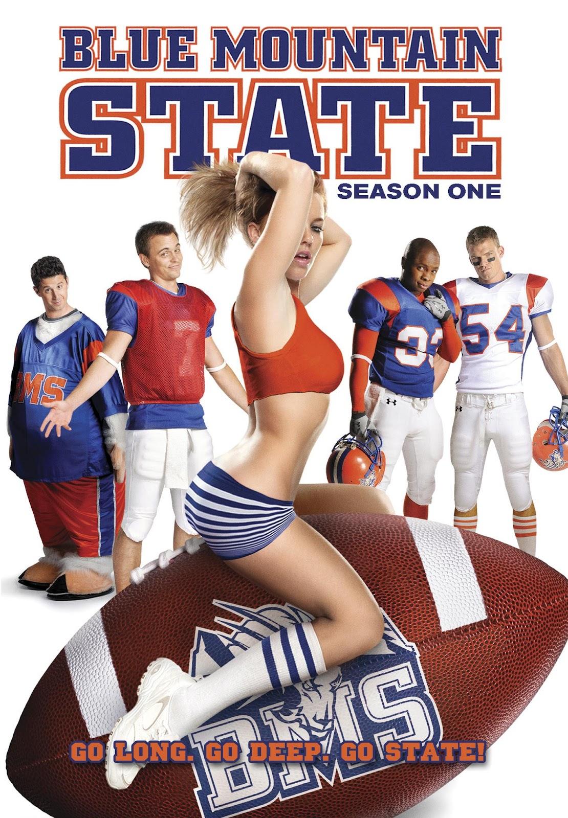 Blue Mountain State (TV Series 2010–2011) - IMDb