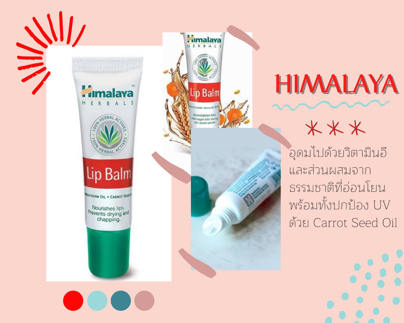 8. Herbals Lip Balm