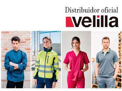 Prolaboral es distribuidor oficial de Uniformes Velilla
