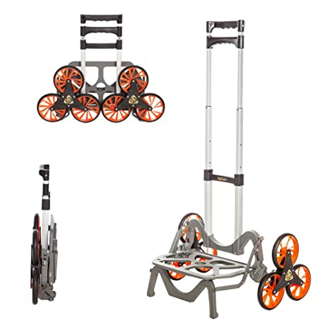 Stair Climbing Carts review