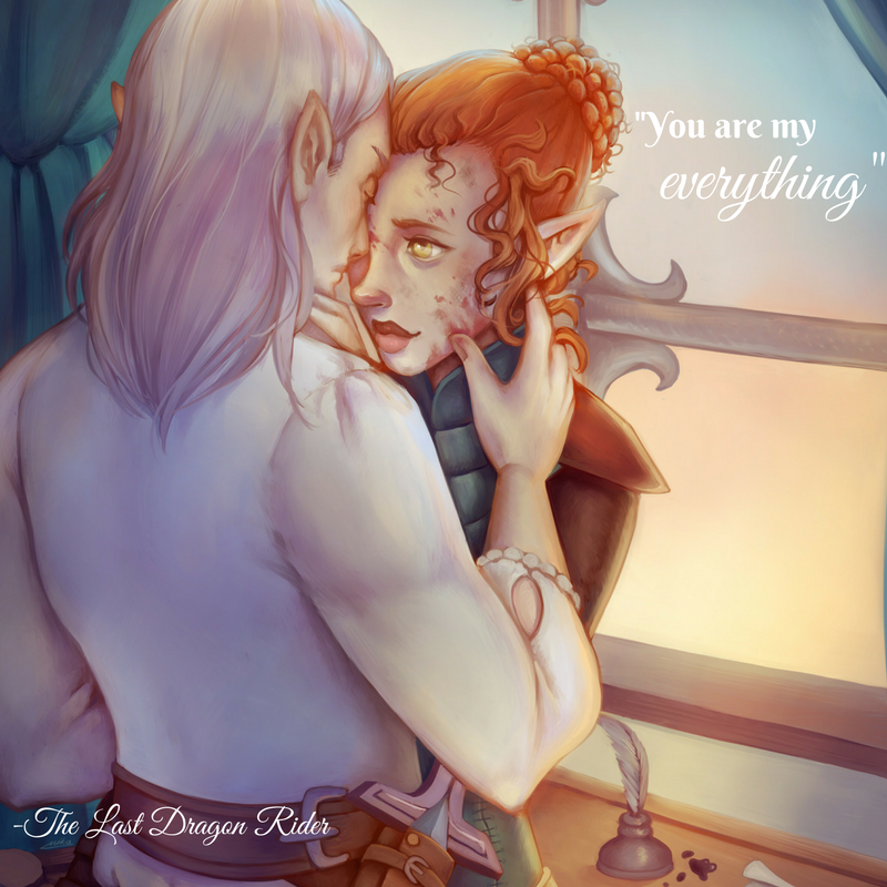 C:\Users\Errin\Dropbox\Errin's Writing #1\THE WILD REALMS OF VÉNEANÁR\Dragon Rider (Book One)\-You are my everything-- Flintathriël, The Last Dragon Rider.png