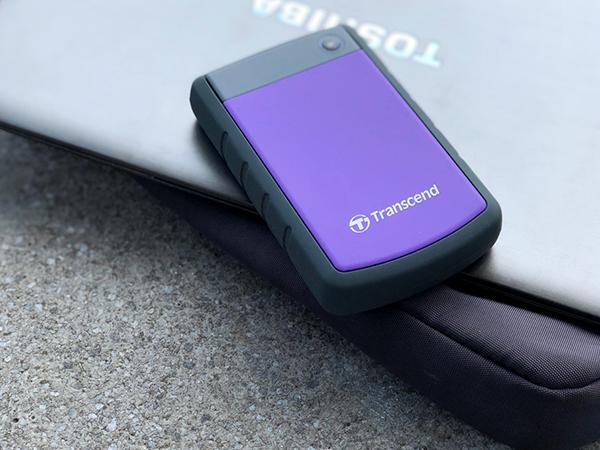 Жесткий диск TRANSCEND StoreJet 2.5 USB 3.0 4TB серия H Purple