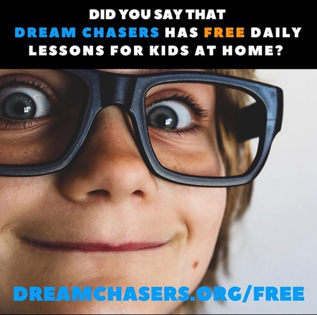 Dream Chasers daily lesson