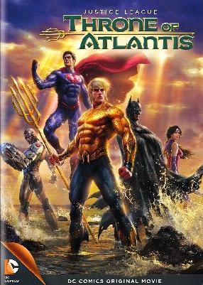Assistir Filme Liga da Justiça Trono de Atlântida – Legendado
