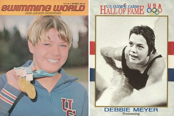 Panties Debbie Meyer 3 Olympic Gold medals. 200,400,800 freestyle 1968. 15 individual World Records nude (68 pics) Young, iCloud, lingerie