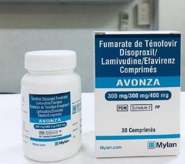 Avonza • Phơi Nhiễm HIV