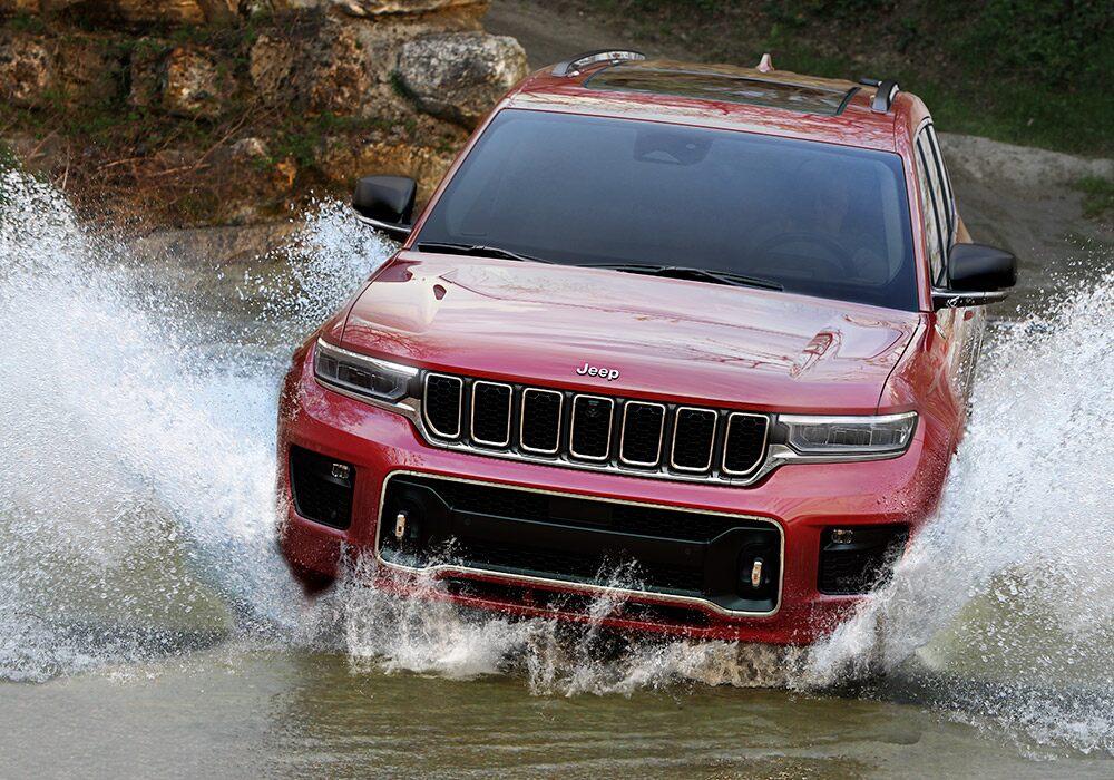 Conoce lo nuevo de Jeep: Grand Cherokee L