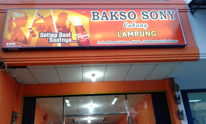 Bakso Sony Bogor