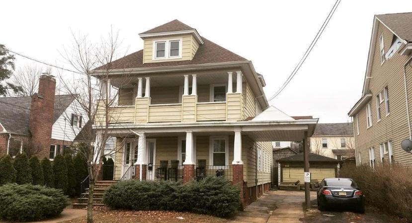 House in New Brunswick, NJ