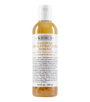 5. Kiehl's Calendula Herbal Extract Alcohol-Free Toner