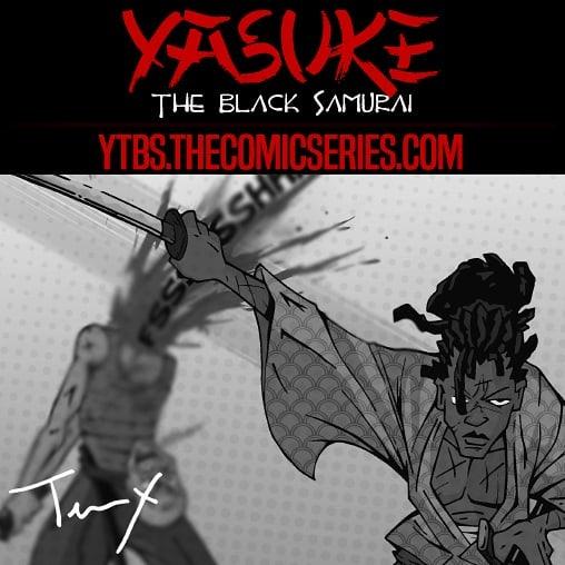 Past Present Upcoming Yasuke Black Samurai Projects Chronicles Of Yasuke The Last Dragon Tribute Hong kong (cnn) when feudal japan's most powerful warlord nobunaga oda met yasuke , a black. yasuke black samurai projects