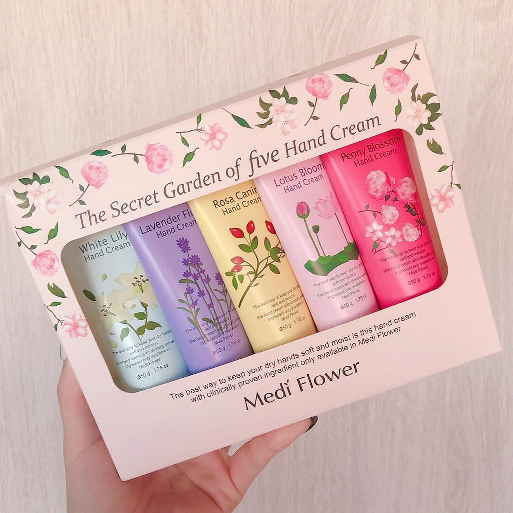 C:\Users\S3-56\Desktop\(LOOK)韓國 Medi Flower~秘密花園護手霜禮盒\S__36478998.jpg