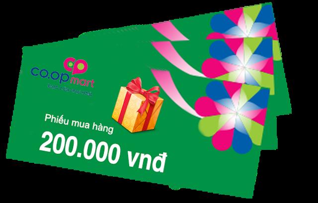 Hãy đến với thumuaphieusieuthi.com để dễ dàng thanh lý phiếu quà tặng coopmart
