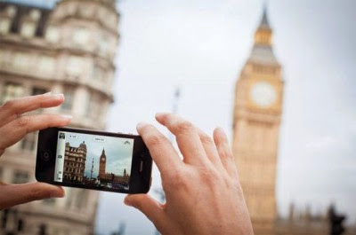 gambar kamera ponsel