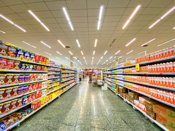A programação no supermercado